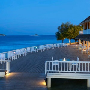bar - cinnamon dhonveli - luxury maldives honeymoon packages