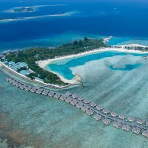 exterior 2 - cinnamon dhonveli - luxury maldives honeymoon packages