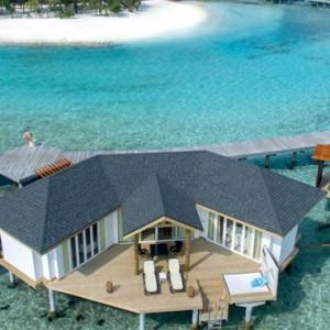 exterior 3 - cinnamon dhonveli - luxury maldives honeymoon packages