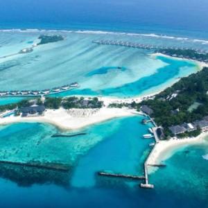 exterior 4 - cinnamon dhonveli - luxury maldives honeymoon packages