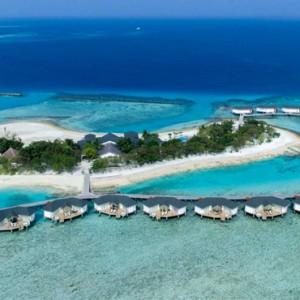 exterior - cinnamon dhonveli - luxury maldives honeymoon packages