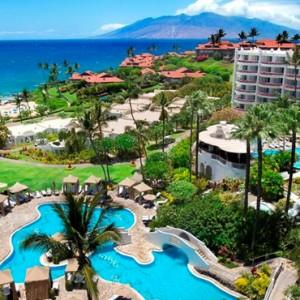 Hawaii Honeymoon Packages Fairmont Kea Lani Exterior