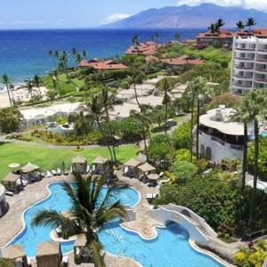 Hawaii Honeymoon Packages Fairmont Kea Lani Exterior 5