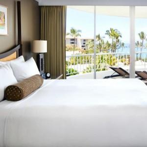 Hawaii Honeymoon Packages Fairmont Kea Lani Partial Ocean View Suite 4