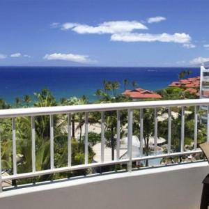 Hawaii Honeymoon Packages Fairmont Kea Lani Balcony 2