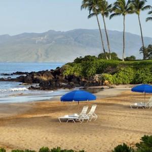 Hawaii Honeymoon Packages Fairmont Kea Lani Beach