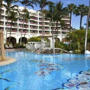 Hawaii Honeymoon Packages Fairmont Kea Lani Pool 5