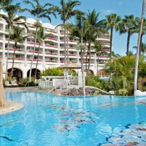 Hawaii Honeymoon Packages Fairmont Kea Lani Pool 7