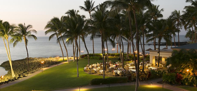 Fairmont orchid the big island honeymoon dreams for Hawaii home building packages