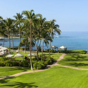 Hawaii Honeymoon Packages Fairmont Orchid Hawaii Deluxe Ocean View Room