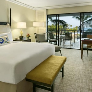 Hawaii Honeymoon Packages Fairmont Orchid Hawaii Deluxe Ocean View Room 2