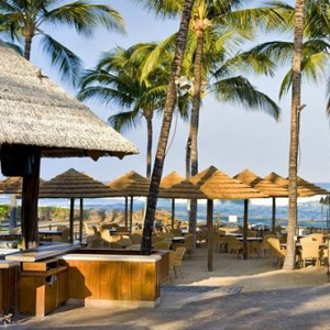 Hawaii Honeymoon Packages Fairmont Orchid Hawaii Hale Kai Restaurant