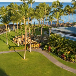 Hawaii Honeymoon Packages Fairmont Orchid Hawaii Ocean View Room 3