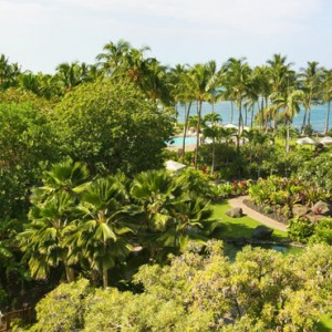 Hawaii Honeymoon Packages Fairmont Orchid Hawaii Partial Ocean View Room 3