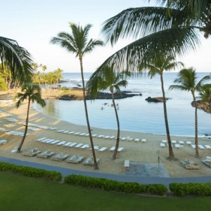 Hawaii Honeymoon Packages Fairmont Orchid Hawaii Beach