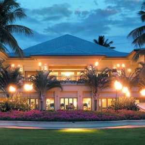 Hawaii Honeymoon Packages Fairmont Orchid Hawaii Exterior 3