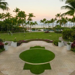 Hawaii Honeymoon Packages Fairmont Orchid Hawaii Gardens