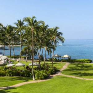 Hawaii Honeymoon Packages Fairmont Orchid Hawaii Gardens 3