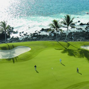 Hawaii Honeymoon Packages Fairmont Orchid Hawaii Golf