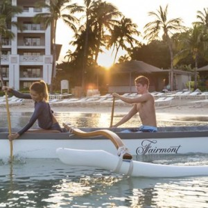 Hawaii Honeymoon Packages Fairmont Orchid Hawaii Watersports