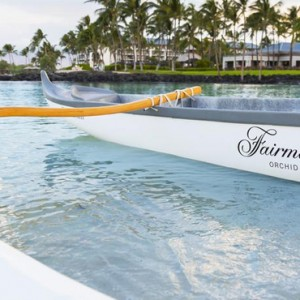 Hawaii Honeymoon Packages Fairmont Orchid Hawaii Watersports 2