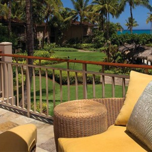 Hawaii Honeymoon Packages Four Seasons Hualalai Hawaii Big Island Deluxe Suite 2
