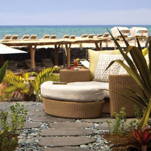 Hawaii Honeymoon Packages Four Seasons Hualalai Hawaii Big Island Ocean View Deluxe Room 2