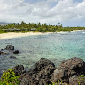 Hawaii Honeymoon Packages Four Seasons Hualalai Hawaii Big Island Beach 3