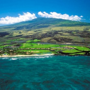 Hawaii Honeymoon Packages Four Seasons Hualalai Hawaii Big Island Exterior