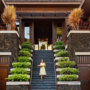 Hawaii Honeymoon Packages Four Seasons Hualalai Hawaii Big Island Exterior 2