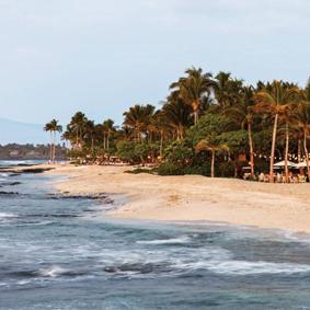 Hawaii Honeymoon Packages Four Seasons Hualalai Hawaii Big Island Thumbail