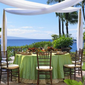 Hawaii Honeymoon Packages Westin Maui Resort And Spa Dining 2