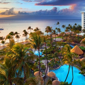 Hawaii Honeymoon Packages Westin Maui Resort And Spa Exterior