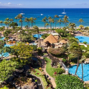 Hawaii Honeymoon Packages Westin Maui Resort And Spa Exterior 3