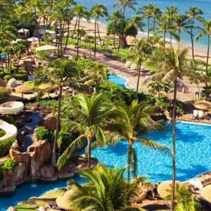Hawaii Honeymoon Packages Westin Maui Resort And Spa Pool