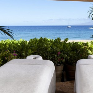 Hawaii Honeymoon Packages Westin Maui Resort And Spa Spa 2