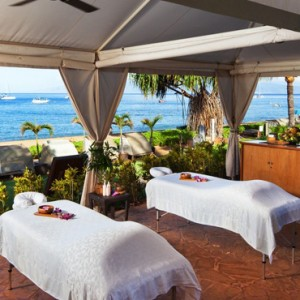Hawaii Honeymoon Packages Westin Maui Resort And Spa Spa 4