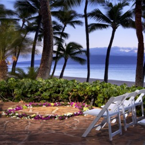 Hawaii Honeymoon Packages Westin Maui Resort And Spa Wedding 3