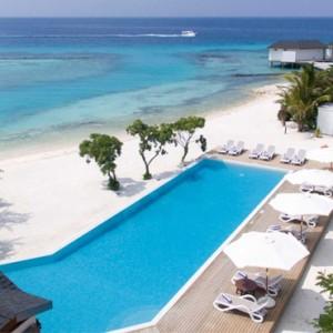 pool 2 - cinnamon dhonveli - luxury maldives honeymoon packages