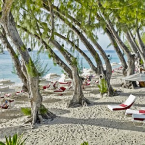 Beach 2 - Colony Club Barbados - Luxury Barbados Honeymoons
