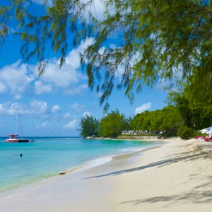 Beach - Colony Club Barbados - Luxury Barbados Honeymoons