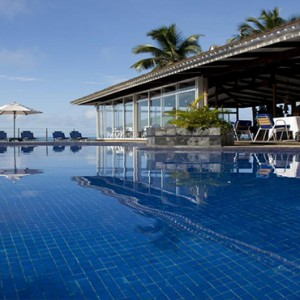 Coco de Mer & Black Parrot Suites - Luxury Seychelles Honeymoon Packages - Pool1