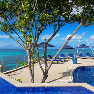 Coco de Mer & Black Parrot Suites - Luxury Seychelles Honeymoon Packages - Pool3