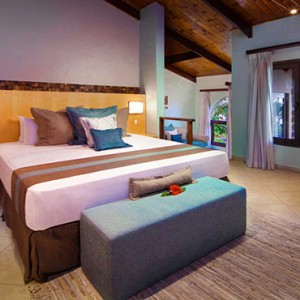 Coco de Mer & Black Parrot Suites - Luxury Seychelles Honeymoon Packages - Standard room