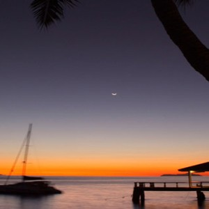 Coco de Mer & Black Parrot Suites - Luxury Seychelles Honeymoon Packages - Sunset