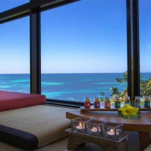 Coco de Mer & Black Parrot Suites - Luxury Seychelles Honeymoon Packages - The waterfront spa