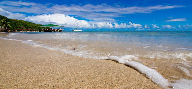Hotel Coco De Mer Praslin Seychelles