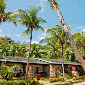 Coco de Mer & Black Parrot Suites - Luxury Seychelles Honeymoon Packages - exterior