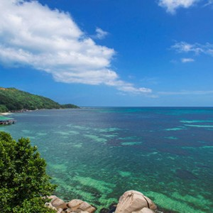 Coco de Mer & Black Parrot Suites - Luxury Seychelles Honeymoon Packages - location