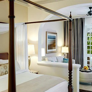 Colony Club - Barbados Honeymoon - Honeymoon Dream - One Bedroom Suite – Ocean View